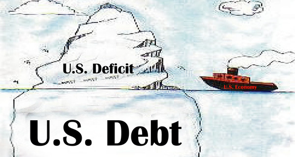 Mỹ nợ 20.000 tỷ USD, nhưng đây là lý do khoản nợ này không đáng ngại