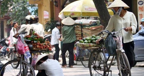 Hà Nội đang phải chịu áp lực lớn từ sự tăng dân số quá nhanh