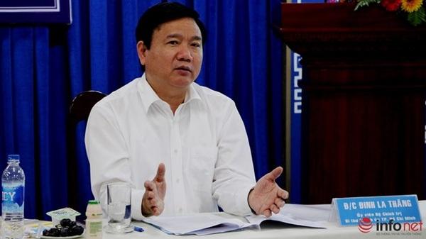 """Ông Đinh La Thăng: """"Muốn lương cao phải cổ phần hóa nhanh!"""""""