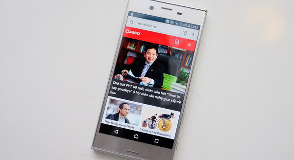 Người Việt sắp có smartphone Sony Xperia XZ hoàn toàn mới: sang tay, chắc chắn, đậm chất thương hiệu Nhật
