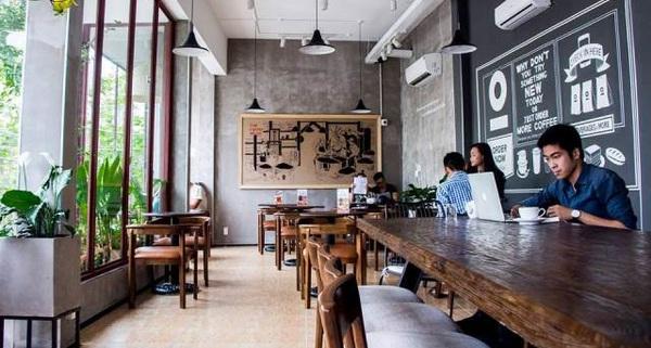 Mở quán cà phê thì lựa chọn mặt bằng nào là hợp lý? Đây là câu trả lời của The Coffee House
