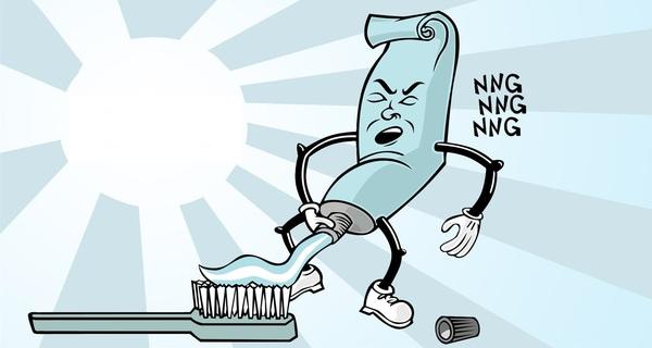 12 tác dụng không ngờ của kem đánh răng