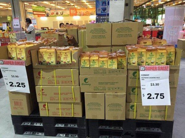 Bán gạo sạch đóng hộp, một doanh nghiệp Đồng Tháp định mở 1.000 đại lý ở Sài Gòn từ nay đến cuối năm
