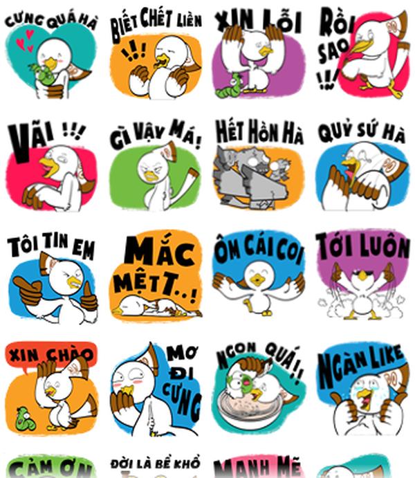 Gặp nhóm bạn trẻ được Facebook đặt hàng để tạo ra bộ sticker đầu tiên bằng tiếng Việt