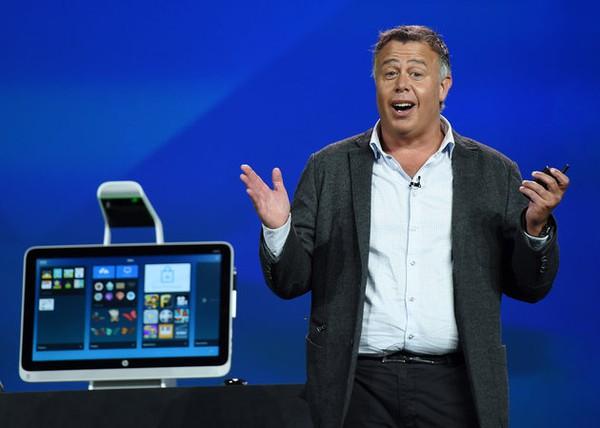 """Giám đốc điều hành HP: """"Máy tính Windows giống như con cá thối"""""""