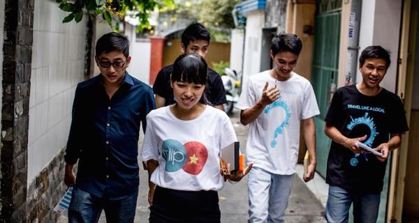 """Cặp vợ chồng Việt này đã quyết định bán nhà để lấy tiền phát triển """"Uber cho sinh viên"""""""