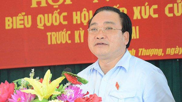 """Bí thư Hà Nội:""""Cả nước nhìn vào cách ứng xử ở thủ đô"""""""