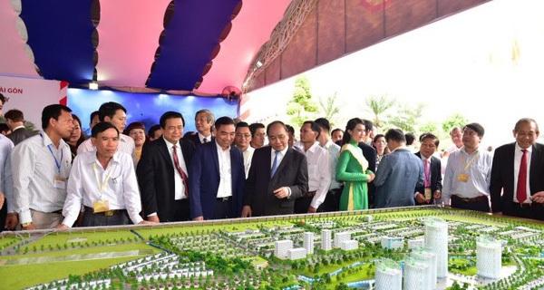 """Có mặt Vạn Thịnh Phát, Vingroup, Becamex và nhiều """"trùm"""" địa ốc khác…nơi đây thành thị trường BĐS mới nổi đầy tiềm năng"""