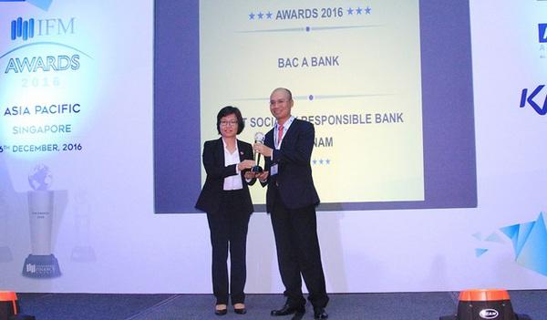 BAC A BANK - Ngân hàng dẫn đầu trách nhiệm xã hội Việt Nam 2016