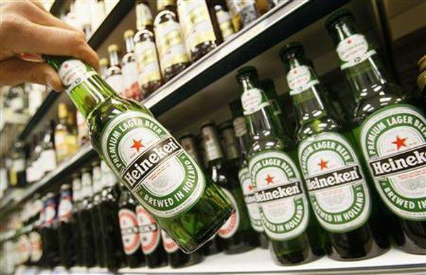 Heineken mua nhà máy bia Carlsberg Vũng Tàu