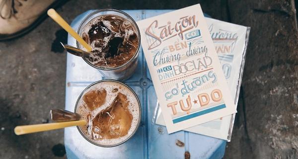 Quán cafe đúng kiểu Sài Gòn xưa, hơn nửa thế kỉ qua mỗi năm chỉ đóng cửa 10 phút...