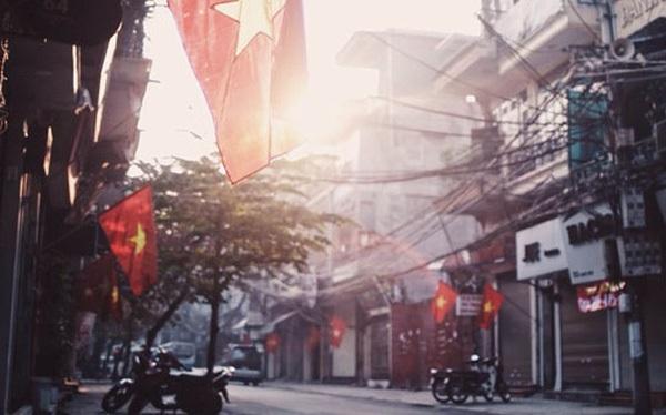 Ai cũng yêu Hà Nội vào sáng mùng 1 Tết!