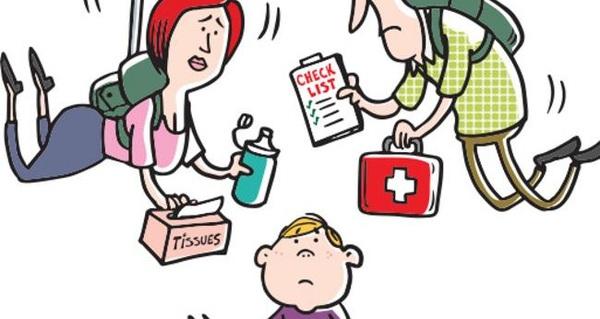 """Phụ huynh """"trực thăng"""": Những người lúc nào cũng bao bọc con cái quá mức cần thiết"""