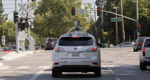 Đây là cách mà những chiếc xe của Google có thể chạy trên đường mà không cần người lái