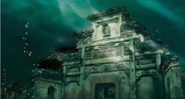 Những thành phố kỳ bí của thế giới ẩn mình dưới nước