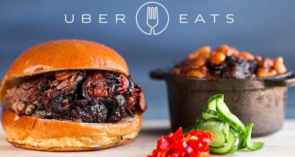 Úc: Uber tung ứng dụng gọi đồ ăn, tham vọng thống lĩnh toàn bộ thị trường