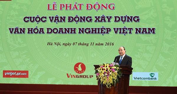 Thủ tướng Nguyễn Xuân Phúc giải thích tại sao Toyota, Sony, Samsung, Apple, Ford có thể tồn tại và phát triển nhiều thập niên thậm chí cả trăm năm
