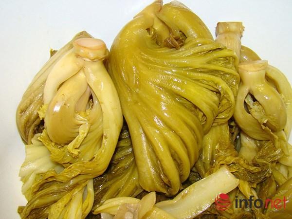 Đà Nẵng: Dưa cải muối cũng bị phát hiện có chất gây ung thư cao
