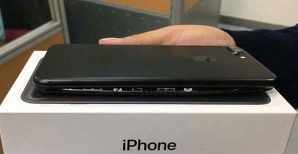 Chiếc iPhone 7 Plus thứ hai của Apple vừa phát nổ