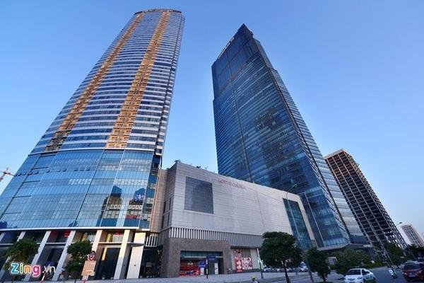 Một DN Hàn Quốc vừa chi 350 triệu USD mua lại toà nhà cao nhất Việt Nam