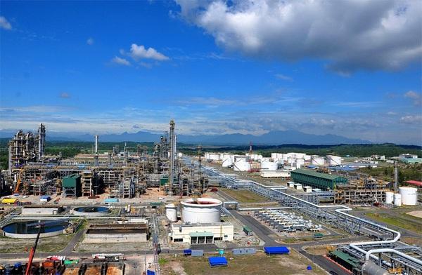 Bù lỗ 2.500 tỷ đồng khi Lọc dầu Nghi Sơn hoạt động