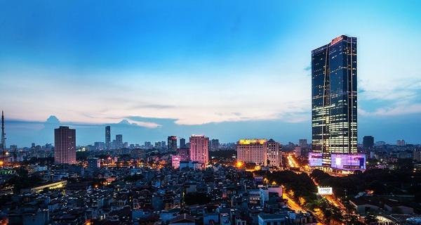 Hà Nội sắp có thêm tổ hợp TTTM đối diện tòa tháp 65 tầng Lotte Center