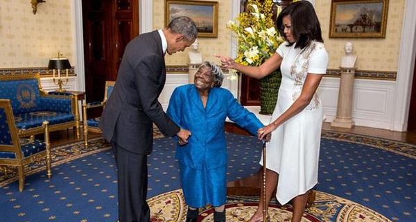 Bí quyết sống lâu của cụ bà 106 tuổi, sống qua 18 đời Tổng thống Mỹ