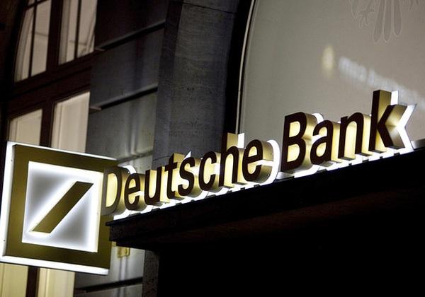 Deutsche Bank đối mặt khoản phạt 14 tỷ USD, cổ phiếu rơi thẳng đứng