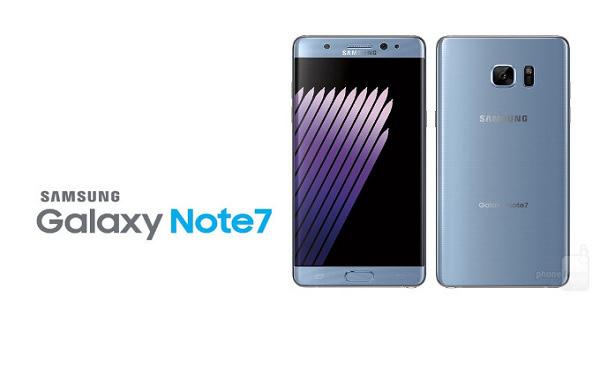 Samsung: chỉ mới có hơn 60% Galaxy Note7 bị lỗi tại Mỹ, Hàn Quốc được đổi sản phẩm mới