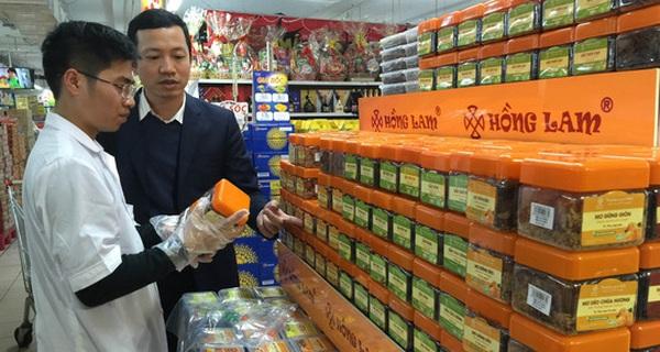 Ô mai Hồng Lam dùng đường hóa học cao gấp 8 lần cho phép