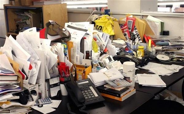 Nghiêm cấm tìm kiếm đồ vật, vứt bỏ chúng khi không cần thiết, đây là cách người Nhật tránh lãng phí, tối đa hoá năng suất lao động
