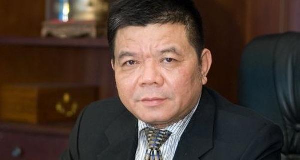 Ông Trần Bắc Hà chính thức thôi làm Chủ tịch BIDV