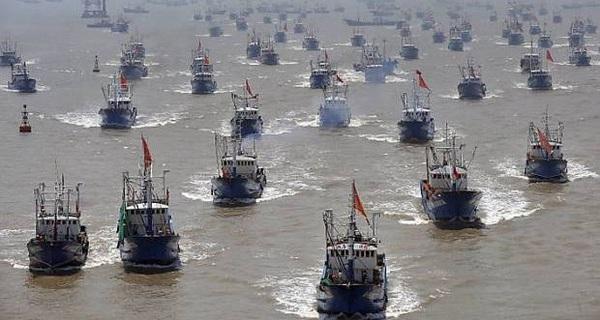 """Ngư dân Trung Quốc đánh bắt cá quá tới 30% giới hạn tái sinh, biển Đông đứng trước nguy cơ """"không còn gì để bắt"""""""