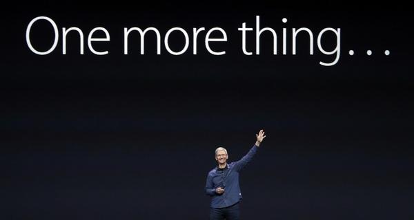 """Không còn tin vào iPhone 7 và 7 Plus, Apple đang """"chấm mút"""" 2 dự án tỷ đô này"""