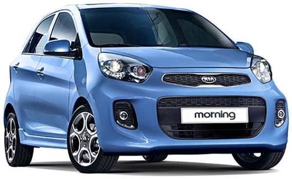 10 xe bán chạy nhất tháng 8: Kia Morning bất ngờ thành số 1