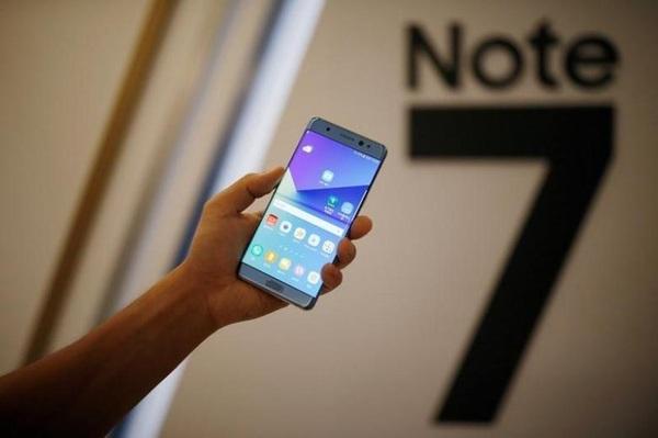 Note7 mới vẫn lỗi pin, Samsung buộc phải hoãn ngày bán ra tại Hàn Quốc