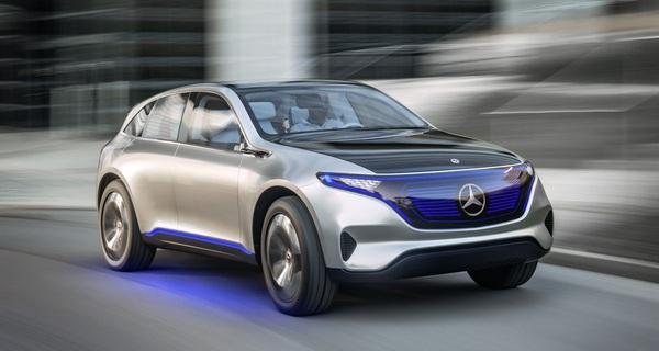 Không cam tâm nhìn Elon Musk thâu tóm thị trường xe điện, Mercedes tung mẫu SUV chạy điện chỉ 800 triệu cạnh tranh Tesla