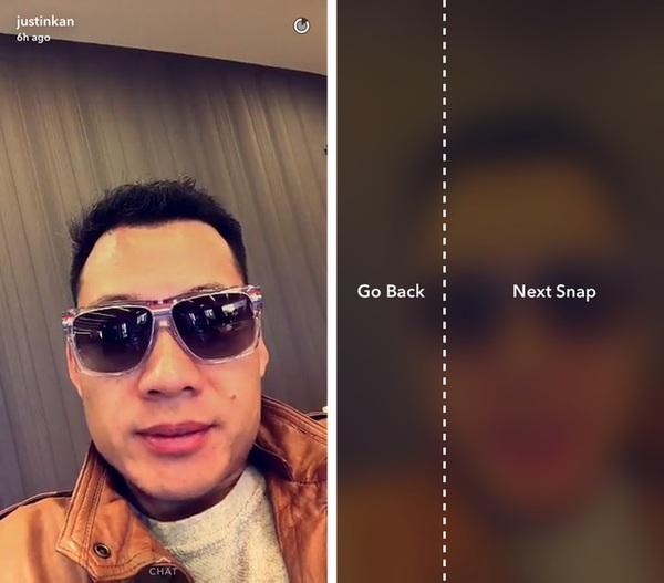 Sau khi Instagram sao chép Snapchat, đến lượt Snapchat cũng sao chép tính năng hay nhất của Instagram