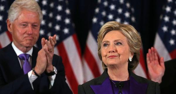 Hillary Clinton: Người dân Mỹ hãy chấp nhận kết quả bầu cử và cùng nghĩ đến tương lai