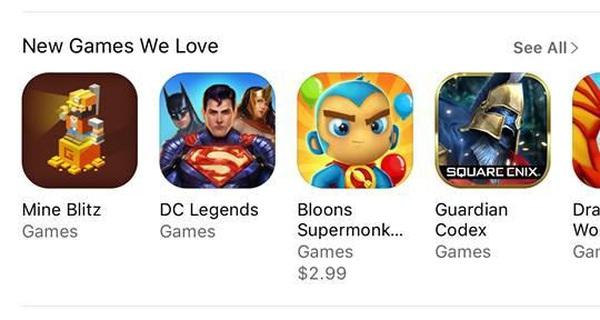 Trong 1 ngày, 3 game người Việt làm lọt top 50 game đề cử tại App Stores Mỹ