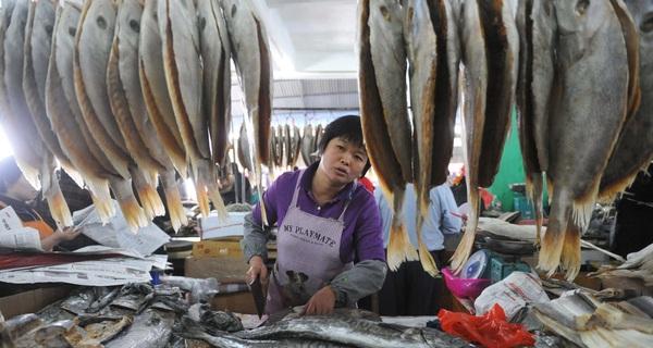 Tại sao cá đột ngột biến mất tại các chợ và siêu thị ở Trung Quốc?
