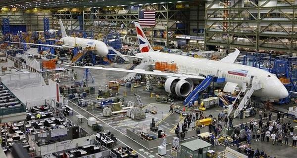 Số phận 150.000 công nhân của Boeing đang phụ thuộc vào mối quan hệ mong manh Mỹ-Trung