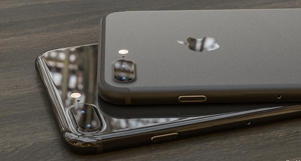 Nếu iPhone 7 có phiên bản màu đen quyền quý, chúng sẽ trông như thế nào?