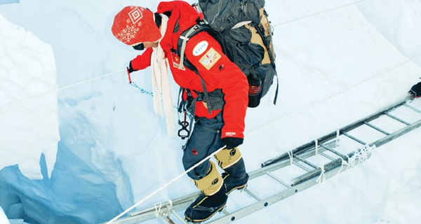Đằng sau danh xưng Người Việt trẻ nhất chinh phục đỉnh Everest