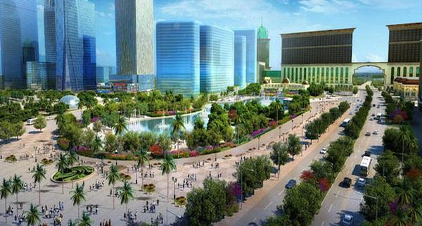 Cận cảnh dự án 6 tỷ đô của đại gia địa ốc kín tiếng Trương Mỹ Lan
