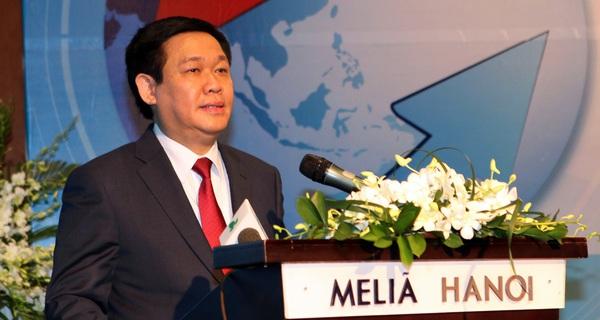 PTT Vương Đình Huệ: Việt Nam quyết xây dựng một chính phủ trong sạch, tạo cơ hội cho mọi DN