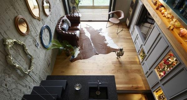 Cô gái trẻ tự tay thiết kế căn hộ 50m2 đẹp đến khó cưỡng