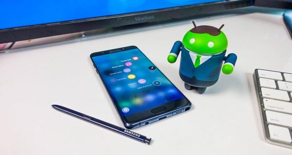 """Bộ Công Thương khuyến cáo """"lập tức ngừng sử dụng"""" Samsung Galaxy Note7"""