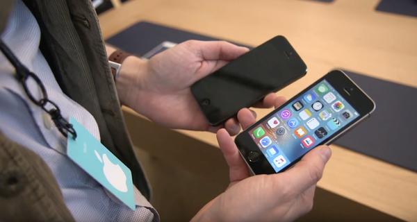 Người mua chẳng mấy mặn mà, doanh số online tuần đầu tiên của iPhone SE chỉ bằng 3% so với iPhone 6