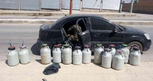 Khủng bố IS cũng làm xe tự động lái mang bom
